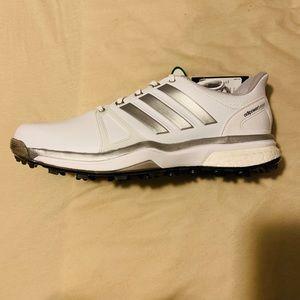 NWT Men's Adidas Adipower Boost 2 golf shoes